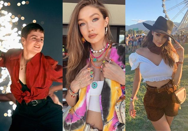 Nabilla, Selena Gomez, Gigi Hadid, Chris... : Festival de stars à Coachella