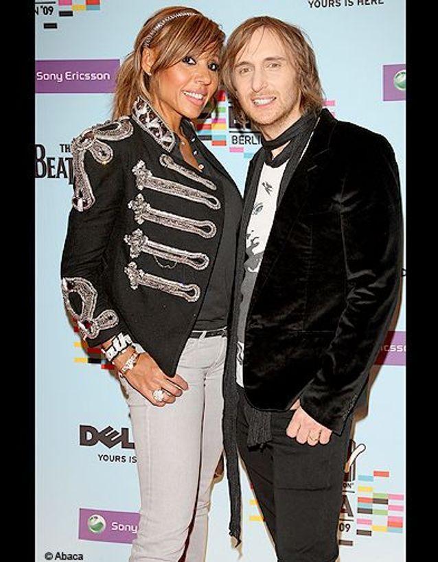 Cathy et David Guetta