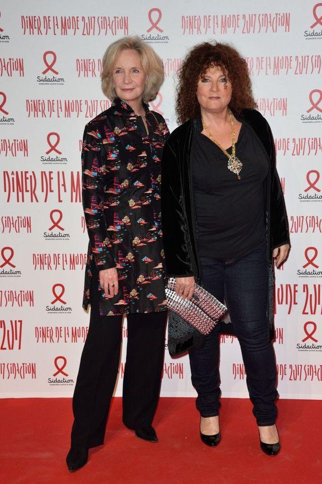 Marie-Christine Adam et Valerie Mairesse
