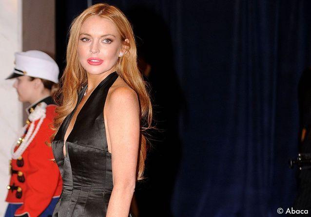 Lindsay Lohan, invitée surprise du Dîner de Barack Obama