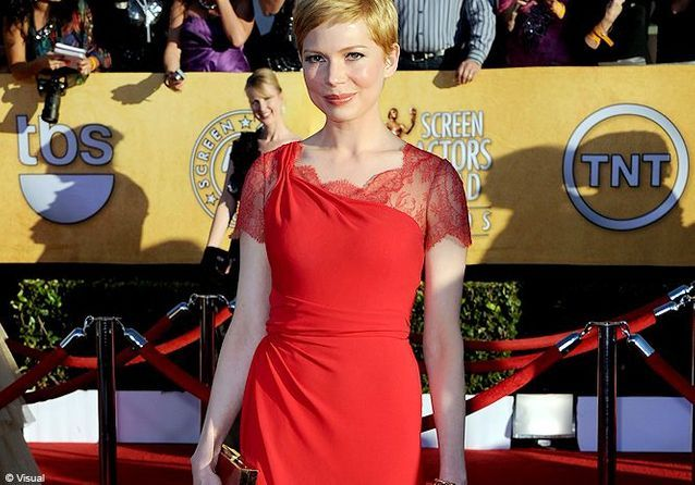 Michelle Williams aux Screen Actors Guild Awards