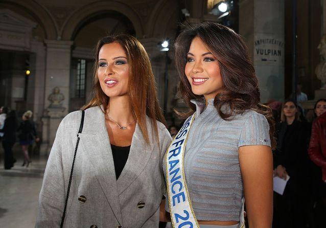 Miss France, Inès de la Fressange, Olivia Palermo : concours de looks aux défilés parisiens