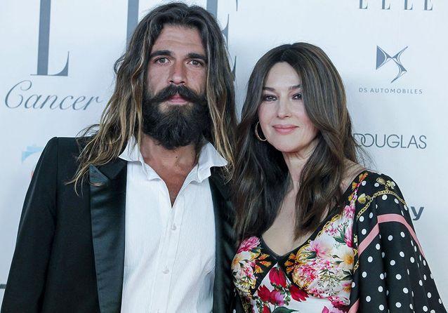 Monica Bellucci et Nicolas Lefebvre, l'amour fou à Madrid