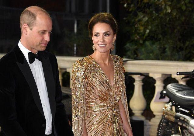 James Bond : Kate Middleton vole la vedette à l'agent 007 sur le tapis rouge