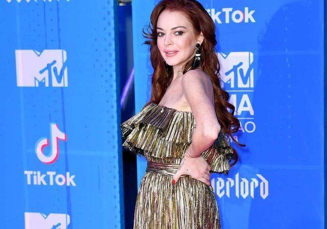 MTV EMA : le retour de la Mean Girl Lindsay Lohan face à Janet Jackson et Camila Cabello