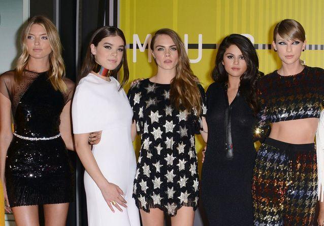 MTV VMAs 2015 : les meilleurs looks de la soirée !