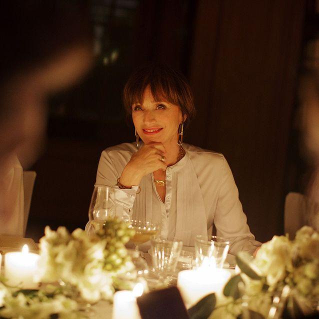 Le dîner de Kristin Scott Thomas