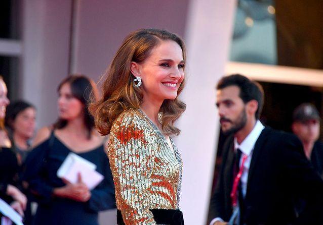 Natalie Portman et Benjamin Millepied : l'amour sur le tapis rouge de la Mostra de Venise