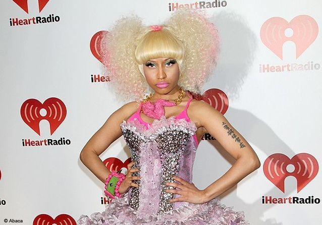 "Nicky Minaj, plus extravagante que jamais au festival ""iHeartRadio"" à Las Vegas"