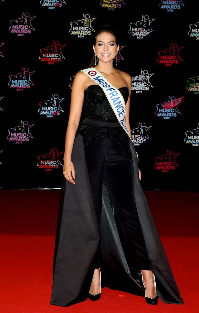 Vaimalama Chaves, Miss France 2019