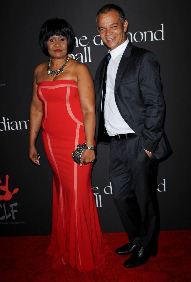 Monica Braithwaite et  Ronald Fenty, les parents de Rihanna
