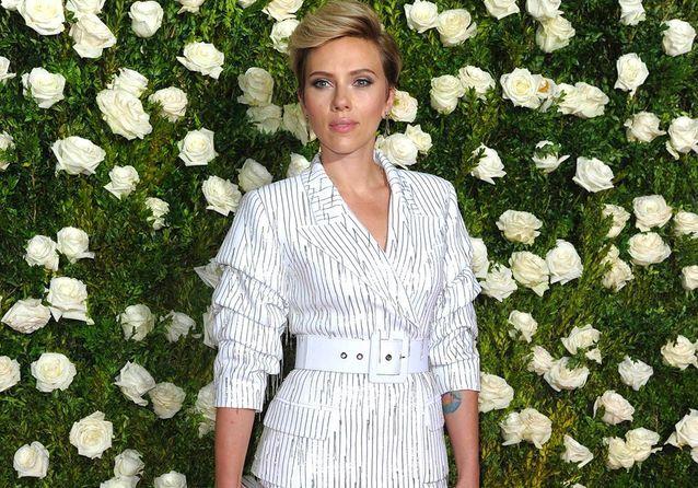 Scarlett Johansson et Uma Thurman, reine des Tony Awards !