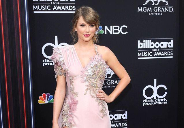Taylor Swift, star des Billboard Music Awards