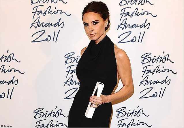 Victoria Beckham, grande gagnante des British Fashion Awards