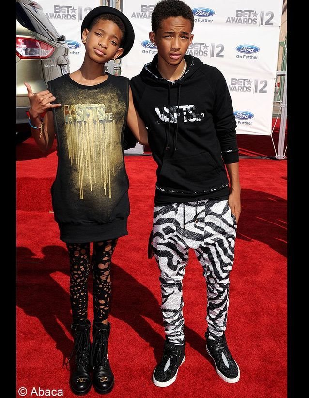 Willow Smith et Jaden Smith