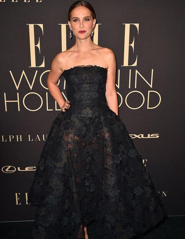 Natalie Portman en Dior Haute Couture