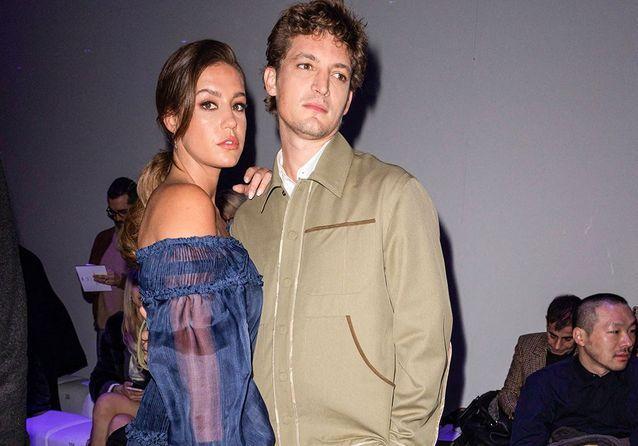 Adèle Exarchopoulos et Niels Schneider : duo sensationnel à la Fashion Week de Milan
