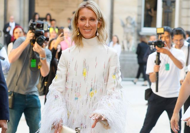 Céline Dion, Christina Aguilera, Gwyneth Paltrow : rencontre au sommet à Paris