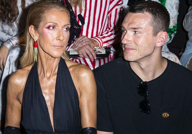 Céline Dion et Pepe Munoz, retrouvailles au défilé Schiaparelli à Paris !