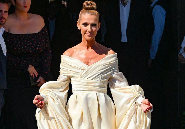 Céline Dion : son show aux défilés parisiens avec Nicole Kidman et Iris Mittenaere