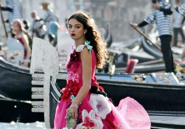 Deva Cassel, Jennifer Lopez, Zoe Saldana : défilé de stars à Venise pour Dolce & Gabbana