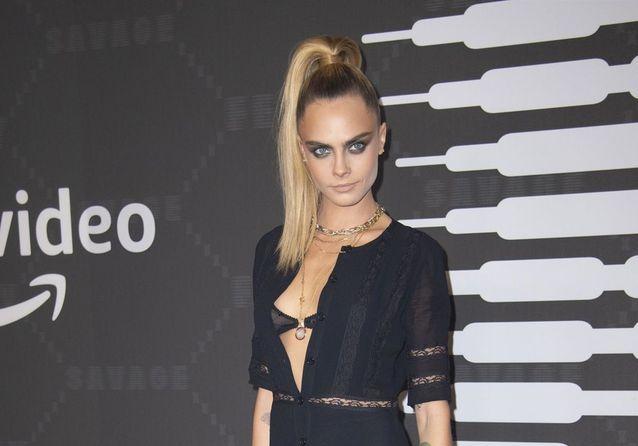 Fashion Week 2019 : Cara Delevingne et Gigi Hadid se pressent au défilé de Rihanna