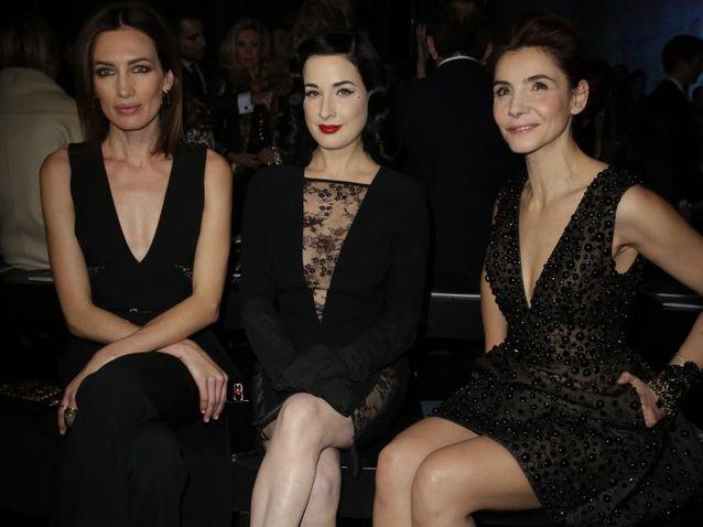 Haute Couture : quelle star est la plus lookée au premier rang des défilés ?