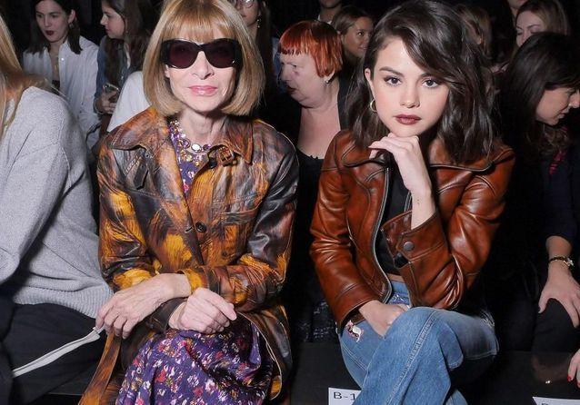 Selena Gomez : ultra-glamour à la Fashion Week de New York !