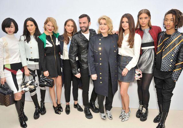 La Fashion Week de Paris fait le plein de stars aux premiers rangs des défilés !