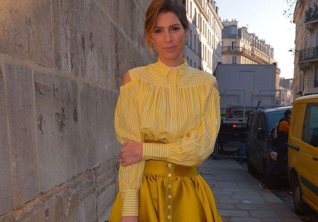 Laury Thilleman, Uma Thurman : les meilleurs looks du troisième jour de la Fashion Week de Paris
