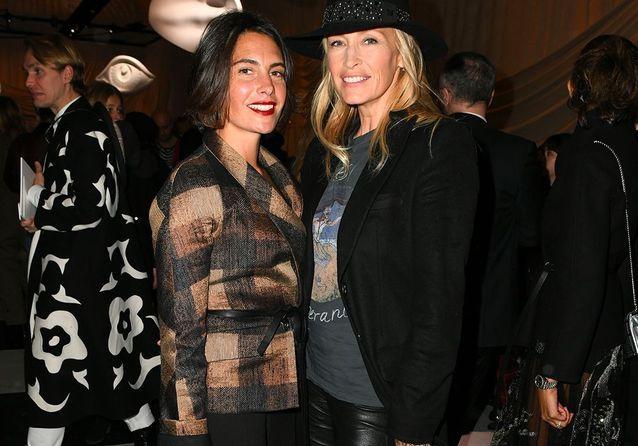 Le défilé Dior fait le plein de stars au premier rang !