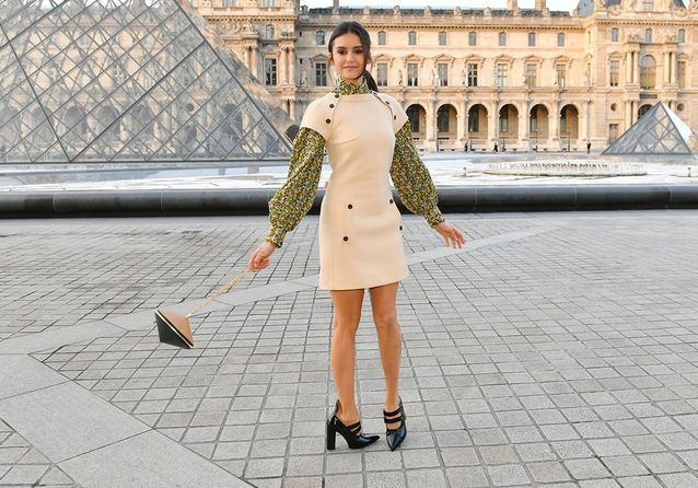 Léa Seydoux, Catherine Deneuve et Nina Dobrev ferment la Fashion Week de Paris en beauté