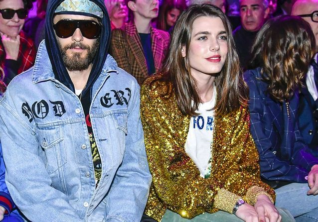 Charlotte Casiraghi, Jared Leto… Tous à la Fashion Week de Milan !