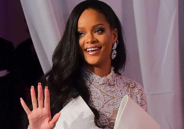 Rihanna réunit les plus belles femmes de la planète pour son Diamond Ball