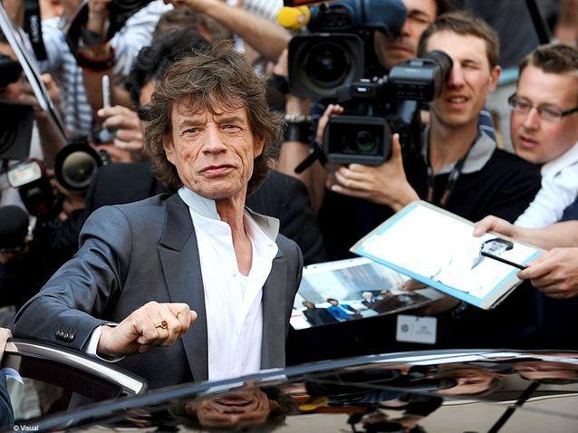 Micky Jagger