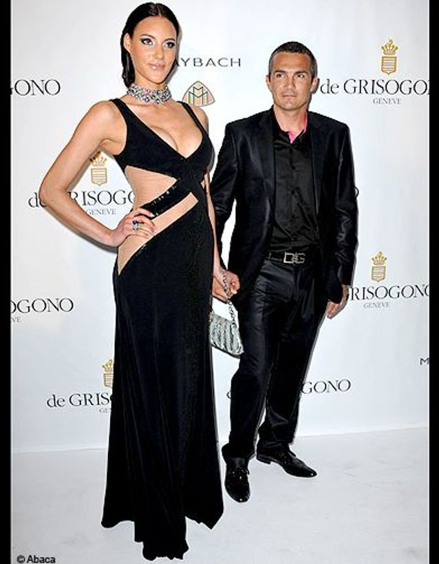People cannes tapis rouge soiree grisogno richard virenque