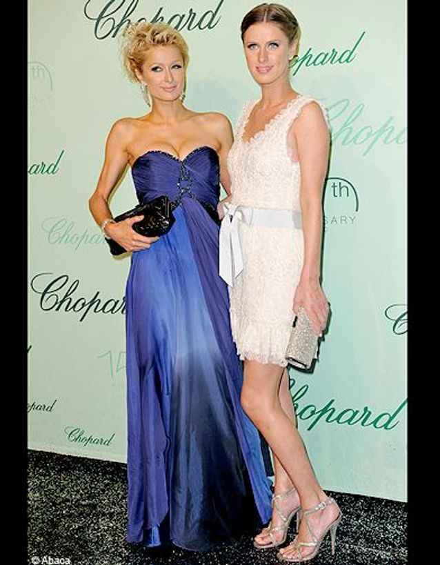 Paris et Nicky Hilton