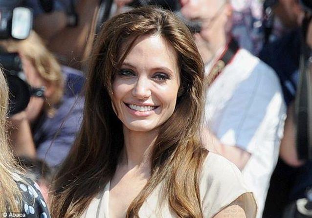 Angelina Jolie, la star préférée des photographes