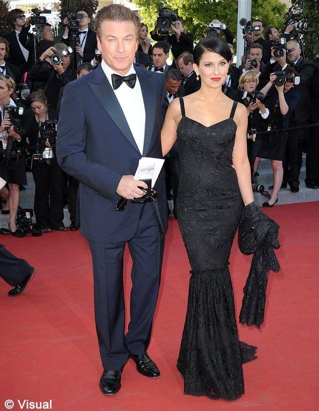 Alec Baldwin et sa femme
