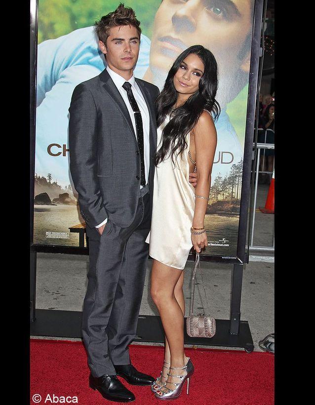 Après trois ans d'amour, Zac Efron et Vanessa Hudgens se séparent, en 2010