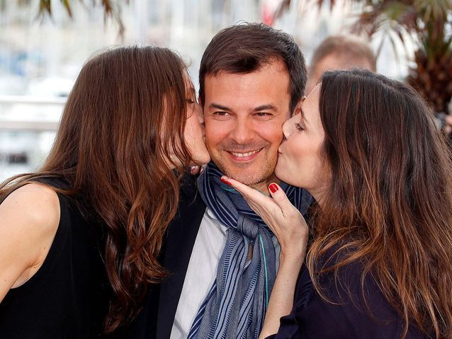 Marine Vacth et Géraldine Pailhas