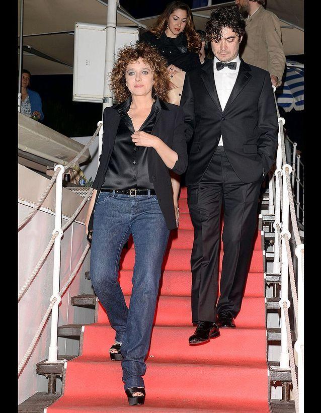 Valeria Golino et Riccardo Scamarcio