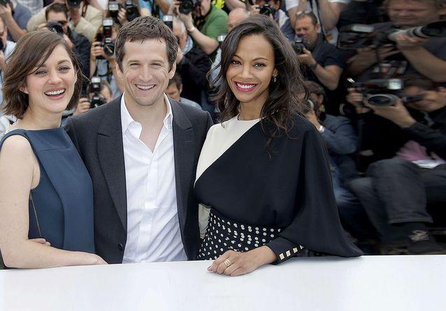 Guillaume Canet présente son film hors compétition à Cannes