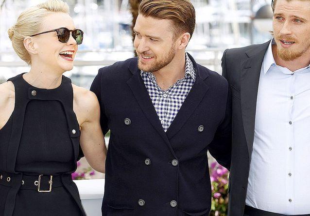 Justin Timberlake et Carey Mulligan mettent l'ambiance à Cannes