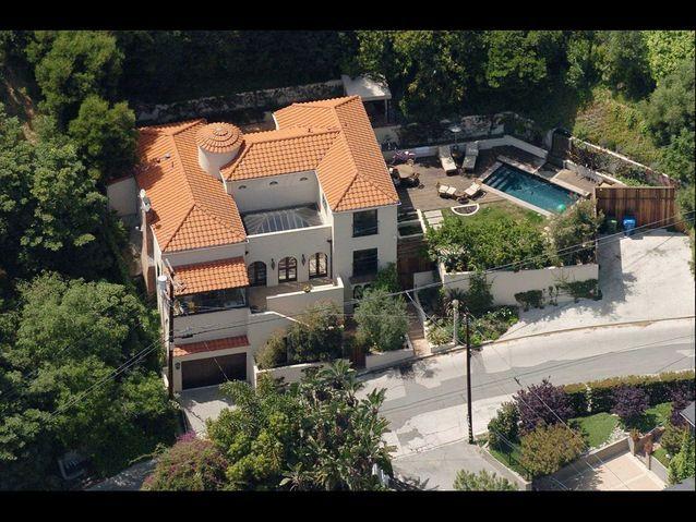 La résidence de Paris Hilton