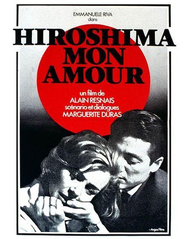 1959 – « Hiroshima mon amour » censuré