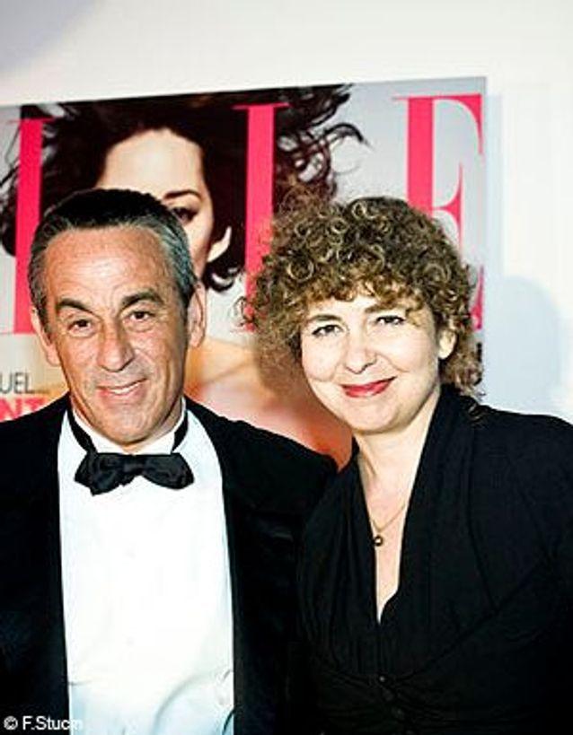 Valérie Toranian et Thierry Ardisson