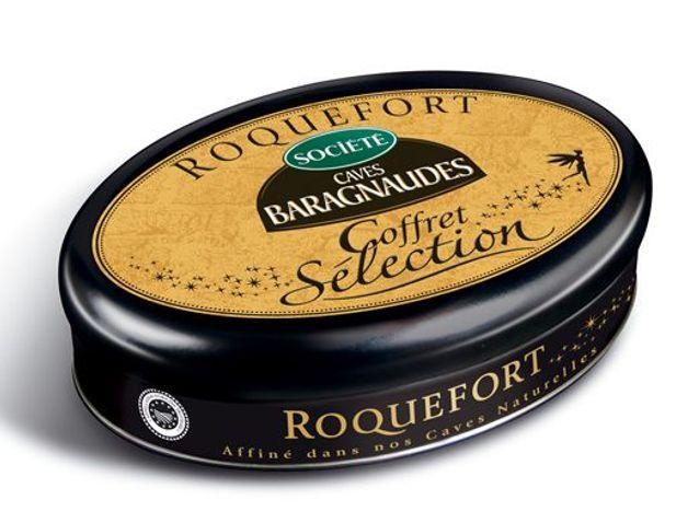 Coffret Sélection Roquefort Société