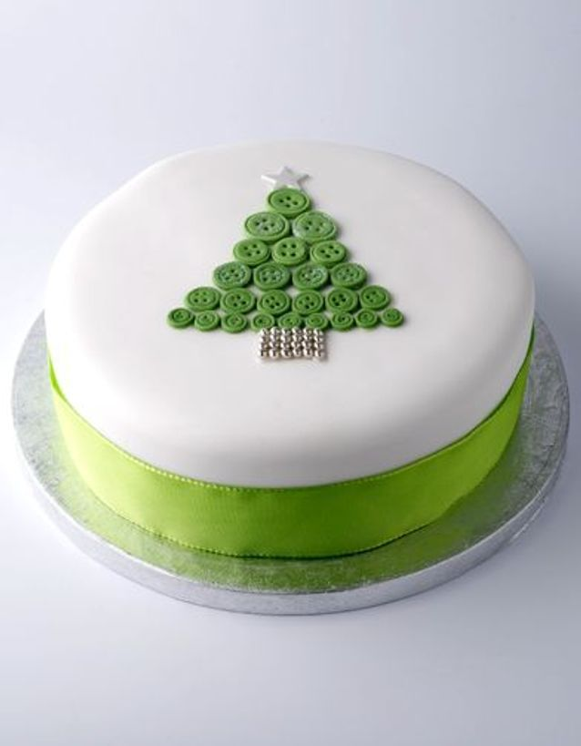 Christmas Cake From England Epicerie De Paris