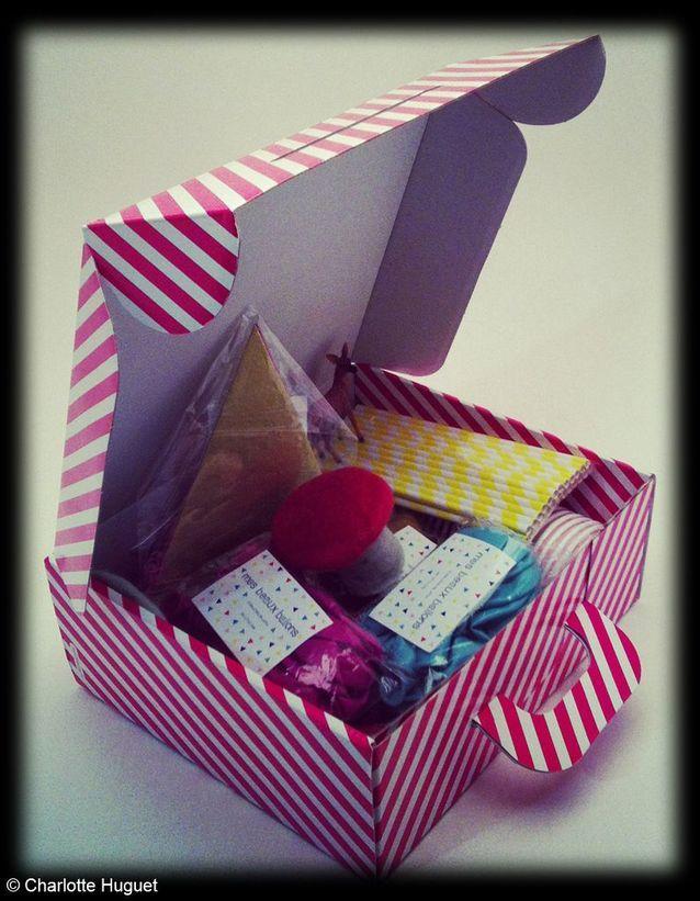 Boîte surprise « Tiphaine Mangan », My Little Day